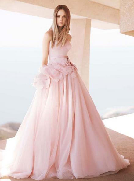 wedding-dress-rose-quartz