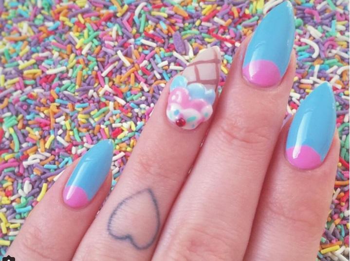 sweet-nail-ice-cream