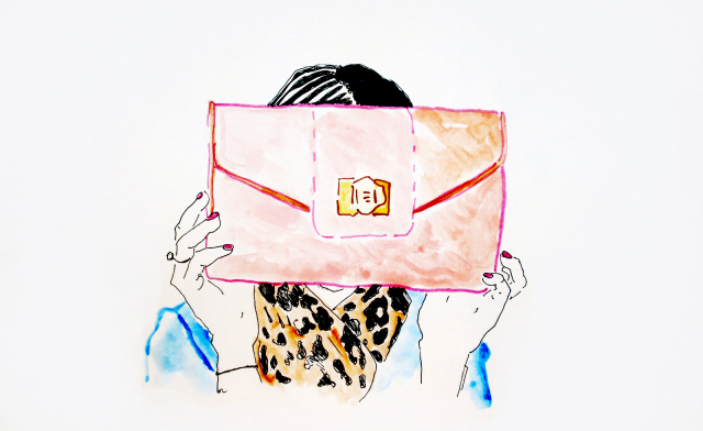 CLUTCH-ILLUSTRATION-FASHIONIAMOCI
