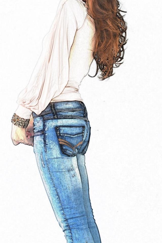 jeans-illustration