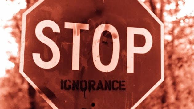 stop-ignoranza