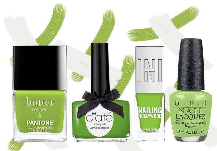 greenery-nailpolish