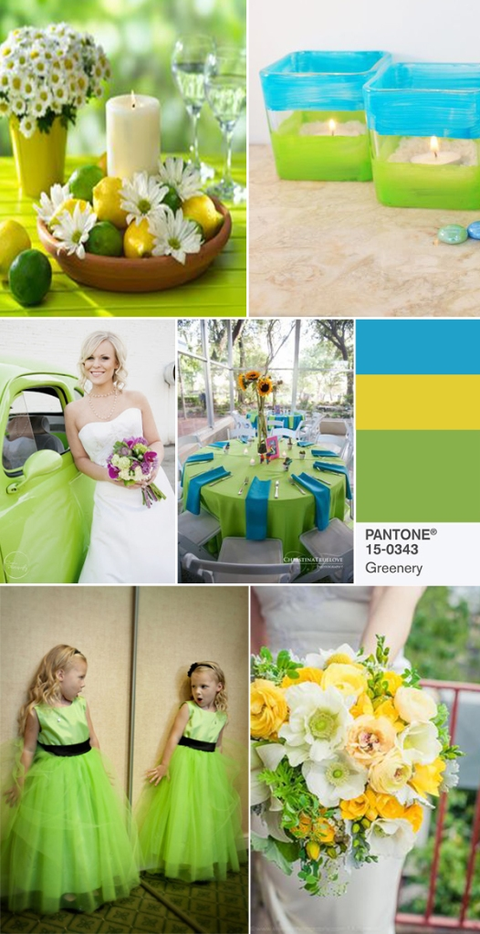 greenery-wedding-day